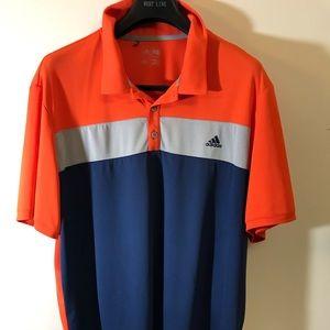 Adidas  Golf 2XL Mens Polo Shirt
